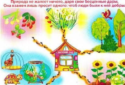 Консультация   «Экологическое воспитание в семье»
